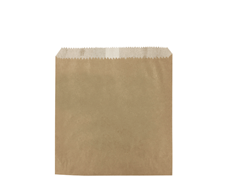 Greaseproof Lined Bag- 1 Sqr (500)