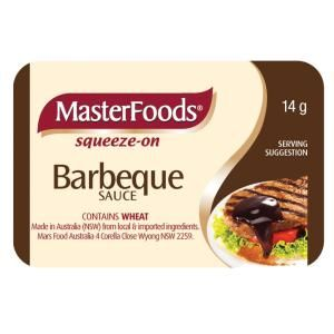 Squeeze Mate - BBQ Sauce (100)