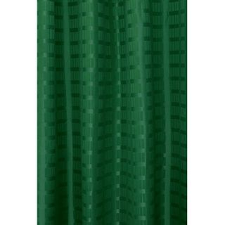 Shower Curtain-Box Stripe Heritage Green