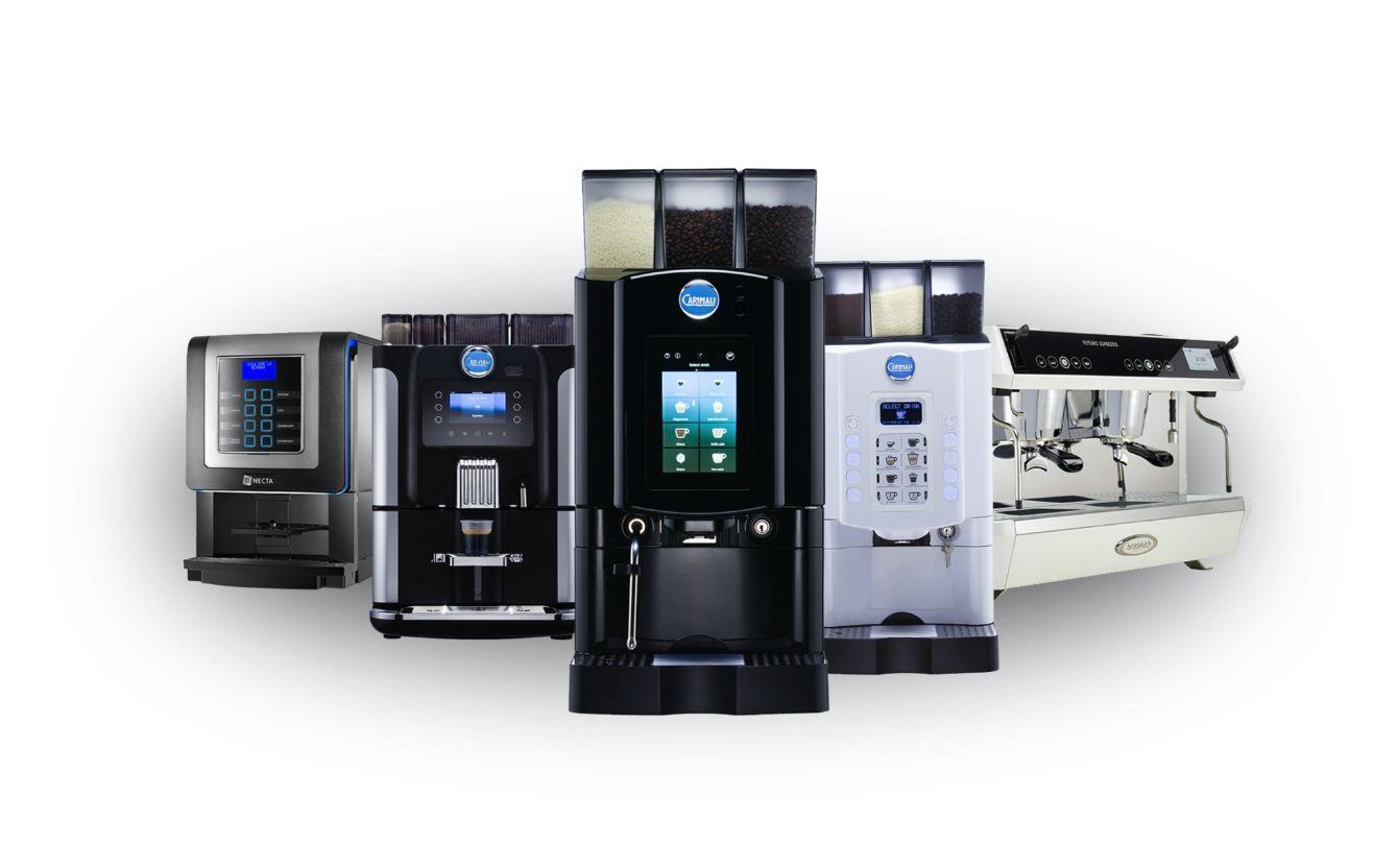 Machines we offer