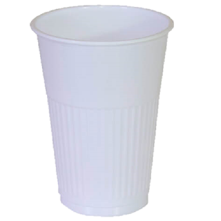 Water Cup-White - (Box1000)