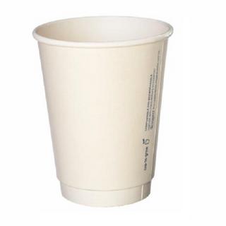 Paper Cup PLA 8oz DW 25s