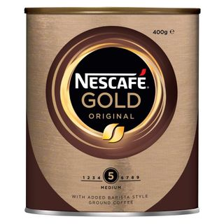 NESCAFE Gold Original Freeze Dried Instant Coffee 400g