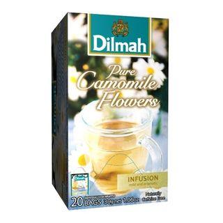Dilmah Teabags - Camomile Envelope (Foil) 20s