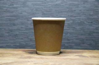 JADCUP Paper Cup PLA 8oz DW 25s