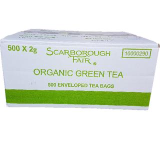 Tea SFair Green 500s Env