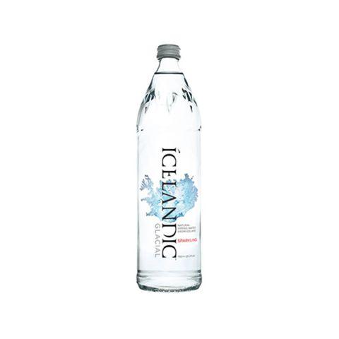 Icelandic Sparkling Water-12x750ml glass