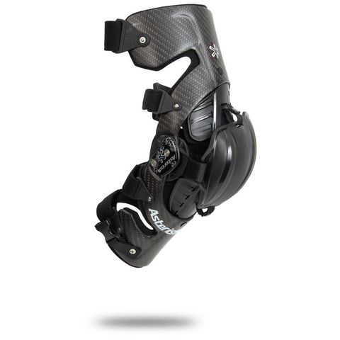 KNEE BRACE ASTERISK CARBON CELL 1.0 SMALL RIGHT