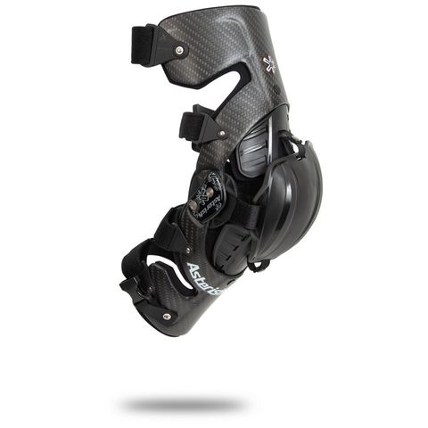 KNEE BRACE ASTERISK CARBON CELL  1.0 LARGE RIGHT