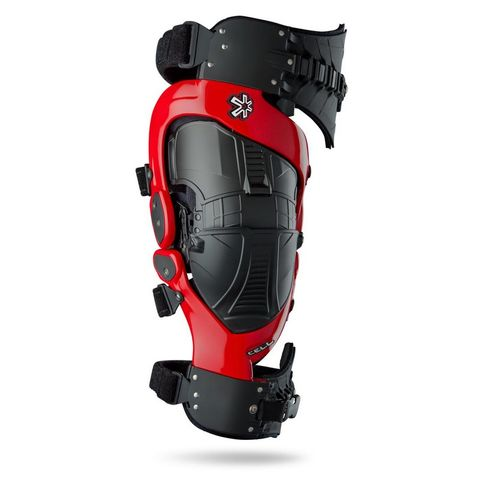 ASTERISK KNEE BRACE CELL RED XL RIGHT