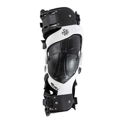 KNEE BRACES ASTERISK ULTRA CELL 3.0 XLARGE WHITE PAIR