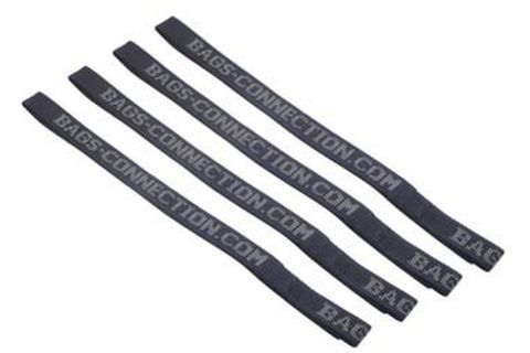 STRAP SET SW MOTECH FITTING STRAP SET FOR TAIL BAGS. 4 FITTING STRAPS. WIDTH 20 MM.