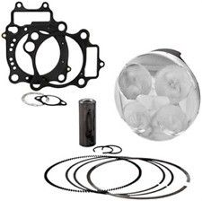 TOPEND KIT CP COMETIC PISTON RINGS PIN CIRCLIPS & GASKETS HUSQVARNA FC250 KTM 250SXF PRORACE 78MM