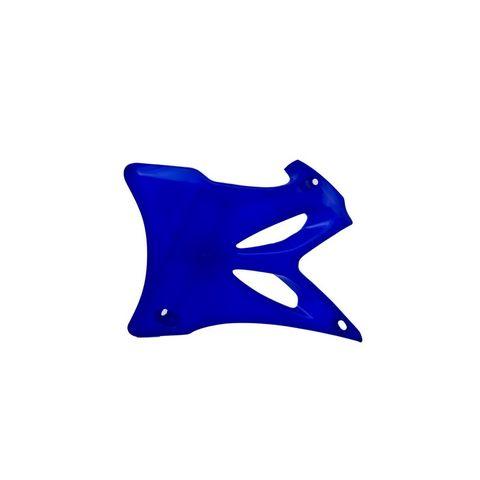 *RADIATOR SHROUDS RTECH  YZ85 02-14 BLUE