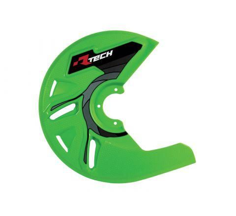 *DISC GUARD RTECH SUITABLE FOR STD OR OVERSIZE DISC REQUIRES MOUNTING KIT SOLD SEPARATELY