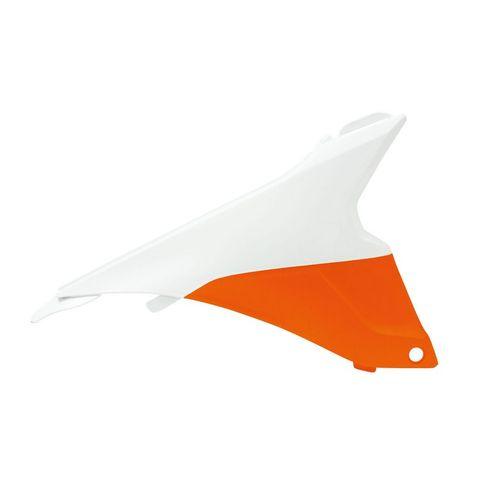 AIR BOX COVER RTECH RIGHT HAND KTM 125 150SX  250 350 450SXF 250 350 450XCF 13-15 250SX 13-16