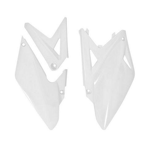 *SIDEPANELS RTECH RMX450 10-19 WHITE