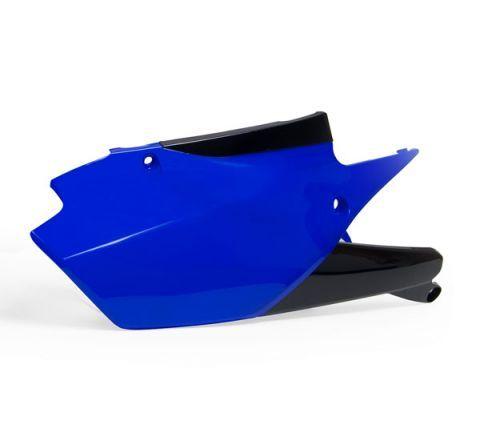SIDE PANELS RTECH YAMAHA MADE IN ITALY YZ450F 18-20 YZ250F YZ450FX 19-20 YZ250FX 2020 BLUE BLACK