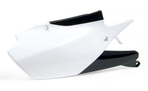 SIDE PANELS RTECH YAMAHA MADE IN ITALY YZ450F 18-21 YZ250F YZ450FX 19-21 YZ250FX 20-21 WHITE BLACK