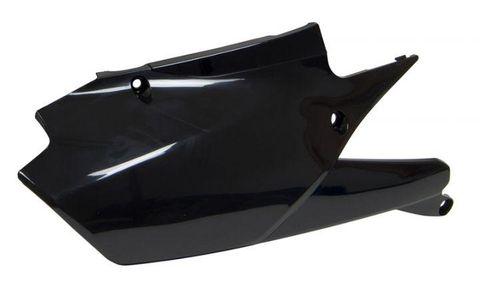 SIDE PANELS RTECH MADE IN ITALY YAMAHA YZ450F 18-21 YZ250F YZ450FX 19-21 YZ250FX 20-21 BLACK