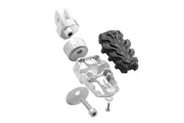 FOOTREST EVO SW MOTECH  36 POSITION SETTINGS FRONT, BACK, DOWN, ANGLE