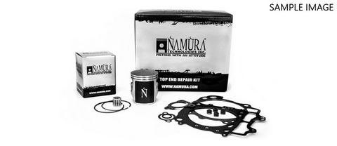 *TOP END KIT NAMURA INCLUDES FORGED PISTON KIT & TOP GASKET SET, HONDA CRF250R 14-15 76.76MM