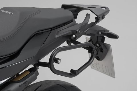 SIDE CARRIER SW MOTECH SLC FOR SYS, LEGEND OR URBAN BAGS BMW F900R F900XR 20-21 LEFT
