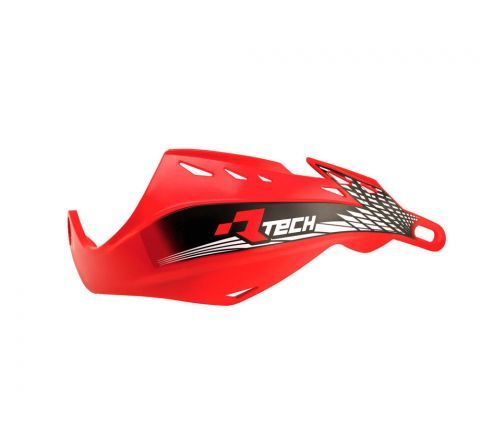 HANDGUARDS RTECH GLADIATOR INCLUDES MOUNTS RED