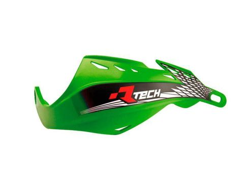 HANDGUARDS RTECH GLADIATOR INCLUDES MOUNT KIT GREEN