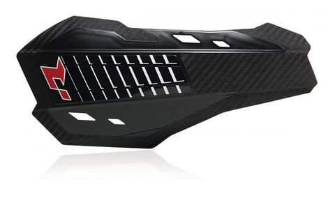HANDGUARDS RTECH HP2 ONLY ONE THAT OFFERS THE OPTION FOR UPSIDE DOWN MOUNTING KIT INCLUDED