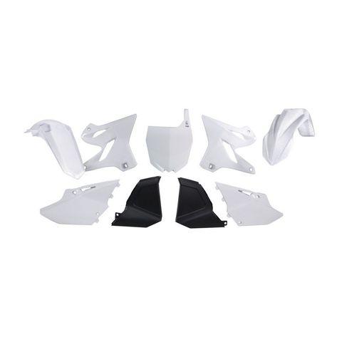 PLASTICS KIT RESTYLED RTECH FRONT/REAR FENDER SIDEPANEL RADIATOR SHROUD AIRBOX COVER YZ125 250 **