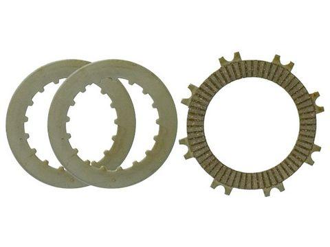 CLUTCH PLATES PSYCHIC HONDA CRF50 04-20 CRF70 04-14 CRF80 04-16 CT70 77-94 XR50R 00-03 XR70 97-03