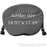 GEL SEAT CUSHION JUSIT JUMBO 43CM X 33CM