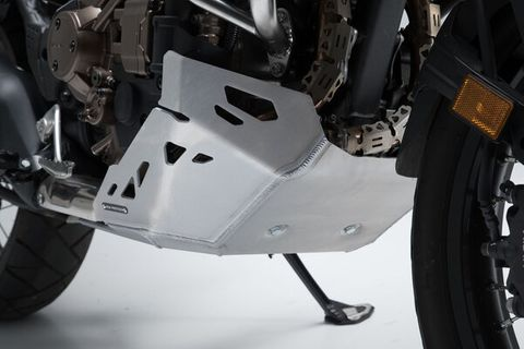BASH PLATE SW MOTECH {NOT COMPATIBLE WITH DCT VERSION WITH GEAR LEVER} CRF1000L AFRICA TWIN 16-19
