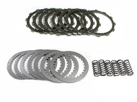 CLUTCH KIT COMPLETE PSYCHIC WITH HEAVY DUTY SPRINGS DRC208 CK1305 HONDA CRF250R 08-09 CRF250X 04-18