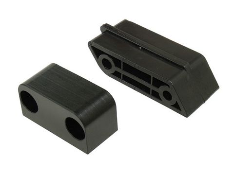 *REPLACEMENT RUBBERS FOR PSYCHIC CHAIN GUIDE MX03414  CRF250R CRF250X CRF450R CRF450X CRF450RX  07-