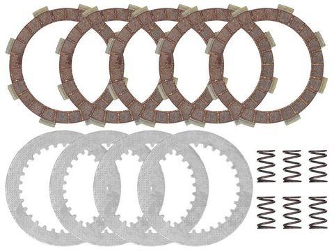 CLUTCH KIT PSYCHIC WITH HEAVY DUTY SPRINGS DRC45 CK4453  KAWASAKI KX80 98-00 KX85  01-21 KX100 88-21