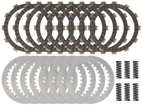 * CLUTCH KIT COMPLETE FIBRE, STEEL PLATES & SPRINGS  PSYCHIC DRC121 YAMAHA YZ450F 03-04