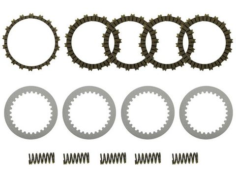 CLUTCH KIT COMPLETE PSYCHIC WITH HEAVY DUTY SPRINGS  DRC277 HONDA CRF250L 13-18