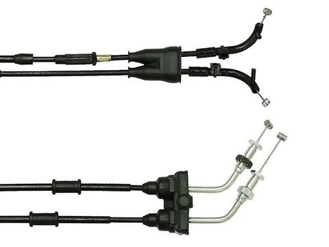 *THROTTLE TWIN CABLE PSYCHIC YAMAHA YZ250F 14-16 WR250F 15-16