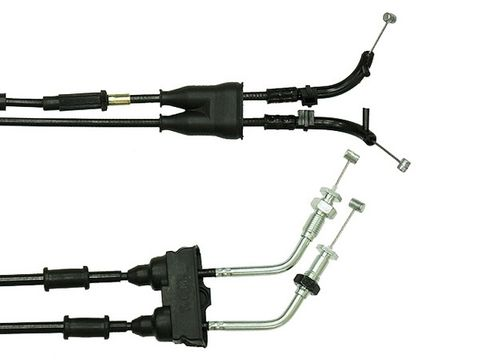*THROTTLE CABLE TWIN PSYCHIC YAMAHA YZ450F 14-16
