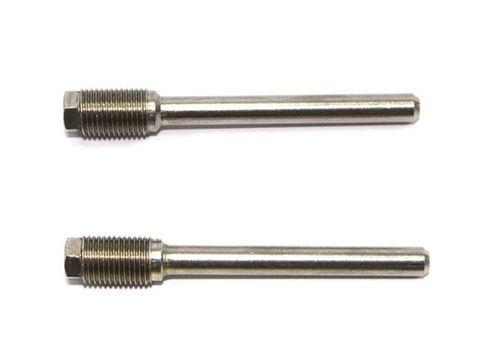 BRAKE CALIPER PIN LONG 72MM TOTAL LENGTH, 53MM PIN MC05019 BRAKE PINS CUTS BRAKE PAD CHANGING TIME