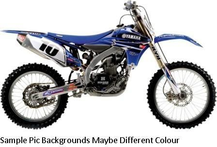 N-STYLE ULTRA GRAPHICS WR450F 12-15