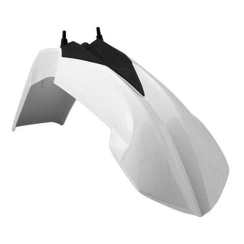 *FRONT FENDER RTECH KTM 65SX 12-15 WHITE