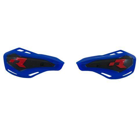 *HANDGUARDS RTECH HP1 COVERS ONLY FITS STD KTM & HUSQVARNA OR RTECH MOUNTS BLUE
