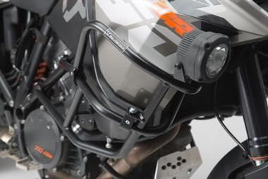*CRASHBARS UPPER W MOTECH USE W ORIGINAL ENGINE BARS KTM1290 SUPERADVENTURE 16-21 1090ADVENTURE 16-