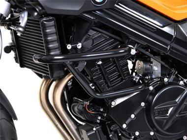 *CRASH BARS SW MOTECH BMW F800R 09-12 F800S 06-12 BLACK