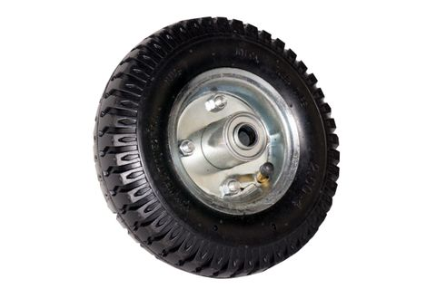 REPLACEMENT WHEEL FOR MOOSE OR HARDLINE TRAINING WHEELS INCLUDES 1X TYRE, RIM AND BEARINGS