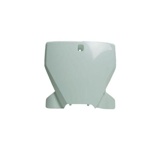 NUMBERPLATE RTECH HUSQVARNA TC125 TC250 FC250 FC350 FC450 FX350 FX450 TX300 19-21 TX300I 20-21 WHITE