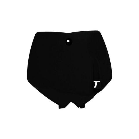 *NUMBER PLATE RTECH KTM 65SX 02-08 BLACK